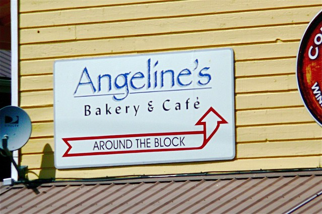 Angeline S Bakery Cafe Sisters Or