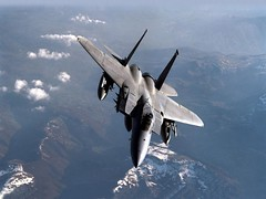 lockheed martin f-22 raptor(0.0), mcdonnell douglas f/a-18 hornet(0.0), boeing f/a-18e/f super hornet(0.0), sukhoi su-35bm(0.0), lockheed martin f-35 lightning ii(0.0), mikoyan mig-29(0.0), aviation(1.0), airplane(1.0), wing(1.0), vehicle(1.0), mcdonnell douglas f-15 eagle(1.0), fighter aircraft(1.0), jet aircraft(1.0), flight(1.0), air force(1.0),