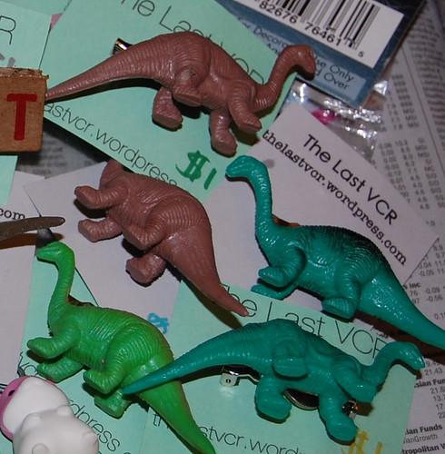 Dino Pins