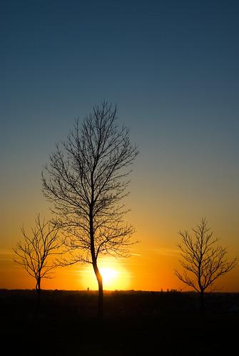 sunset sun kirkwood