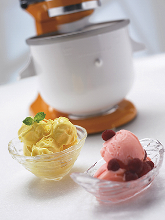 Kitchenaid ice cream maker recipes vanilla - Gelato kitchenaid ...