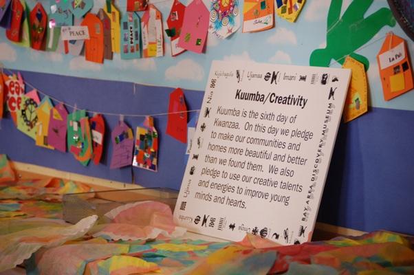 Kuumba - Creativity