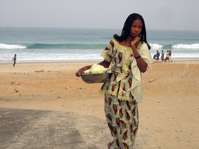 Senegal Beautiful Girls Photo