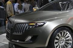 automobile, automotive exterior, vehicle, automotive design, auto show, lincoln mkt, land vehicle, luxury vehicle, supercar,