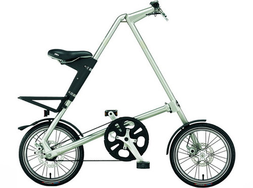 New Strida 5.0 Collapsible Bikes