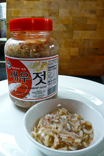 Zen kimchi s 100 korean food you gotta try mary eats for Korean fish sauce