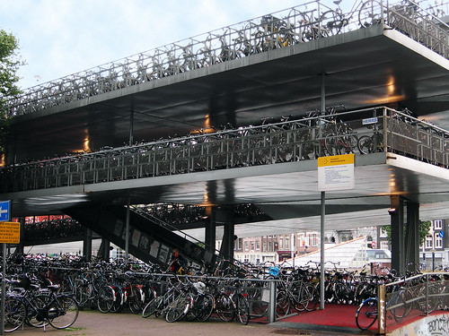 AMSTERDAM :: Bike parking (2)