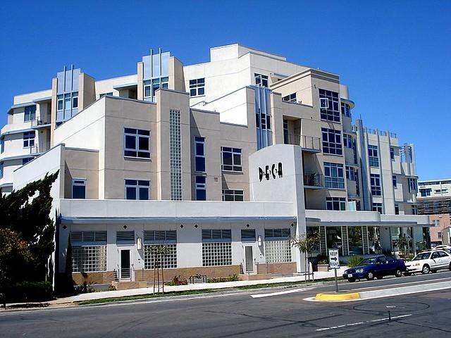 Deca Condo Development Sw Corner Of Park Blvd And Robinson San Diego Ca Flickr Photo