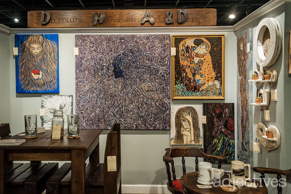 Adjectives Featured Finds in Altamonte by Damiani Handmade Art and Design