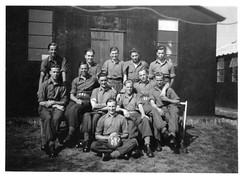 POW Camp Stamford Army personnel
