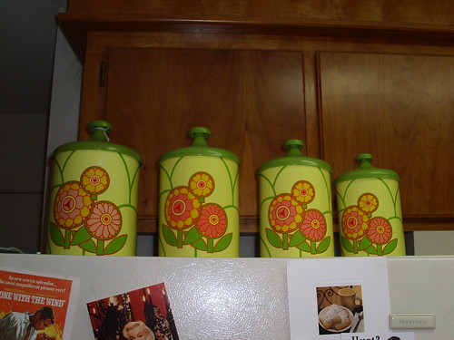 Flower Power Canisters