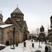 Kecharis Orthodox Monastery , Armenia / Կեչառիս by Alexanyan
