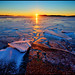 Light from ice by jazoni