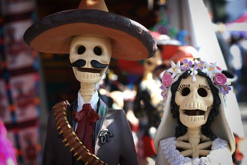 Día de los Muertos nos eua