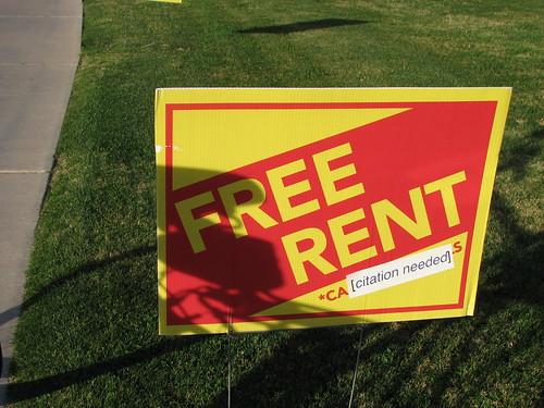 Free rent photo