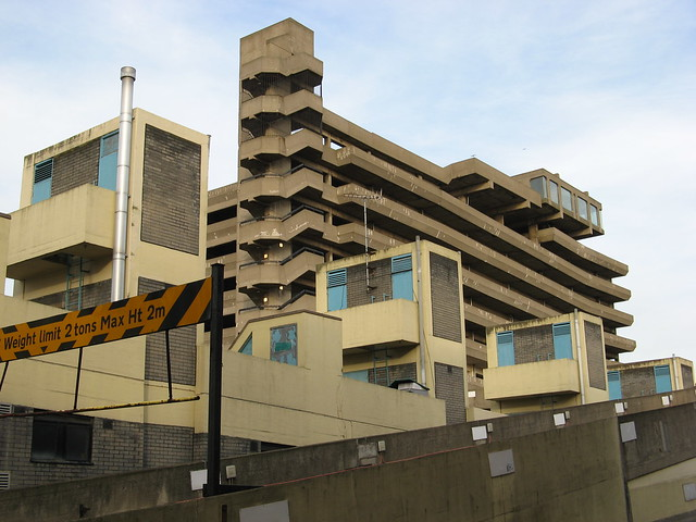 Gateshead Trinity Square Car Park