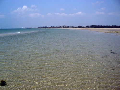 Tidal Pool - Silver Beach - Beihai, China
