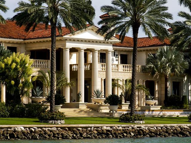 Miami mansion flickr photo sharing - Les plus belles maisons du monde ...