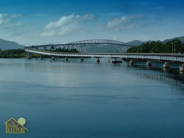 San Juanico Bridge http://www.flickr.com/photos/thehousekeeper/2456131849/