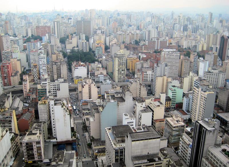 Sao Paulo Panoramic