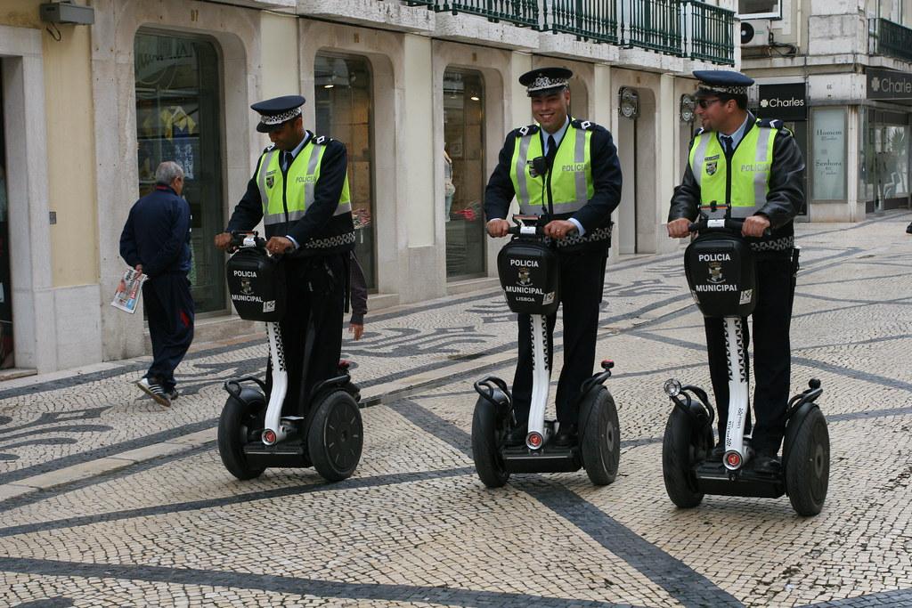 Segway Police