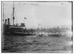 NC-1 & NC-3 at Halifax (LOC)