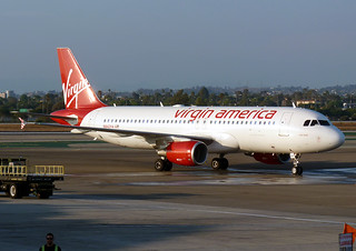 Virgin America N842VA