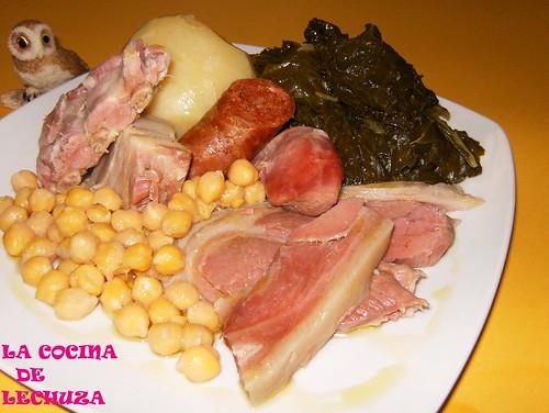 La cocina de lechuza recetas de cocina con fotos paso a - Cocido en la olla express ...