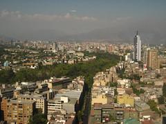 Parque Forestal + Sector Oriente