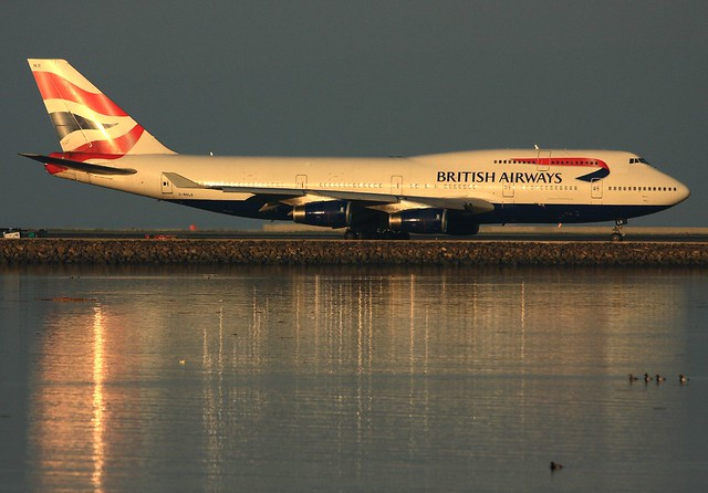 British Airways (G-BNLS)