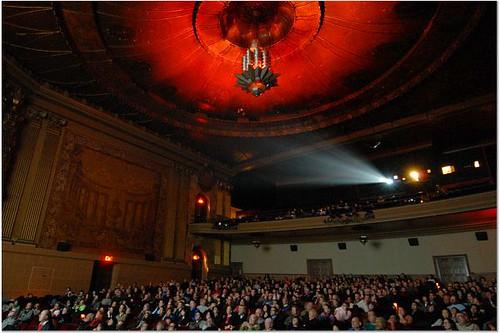 Inside The Castro Theatre San Francisco Calif A