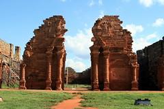 Reducciones Jesuitas, San Ignacio Mini, Argentina