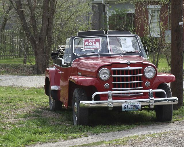 Willys Jeepster For Sale Craigslist | Autos Weblog