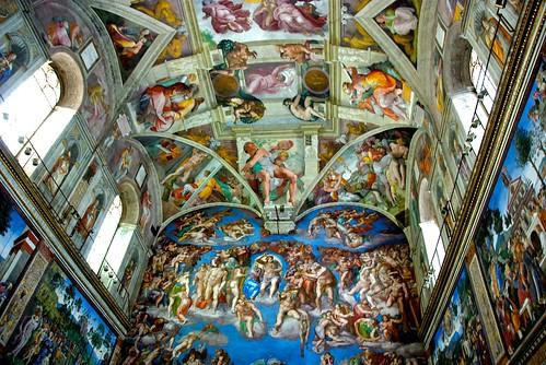 Cappella Sistina (Sistine Chapel) - Free Photos fotoq