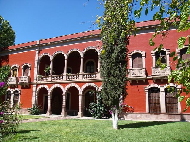 Ex hacienda gogorr n slp m xico 2008 1407 flickr for Piani casa adobe hacienda