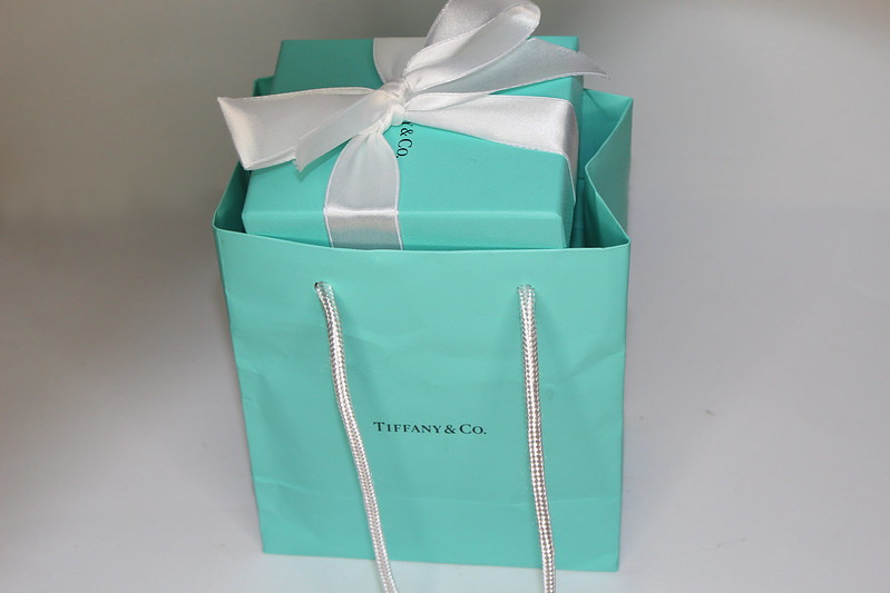 Tiffanys blue bag
