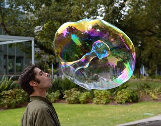 Bubble-ception