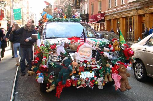 Santa's Car (Sleigh)