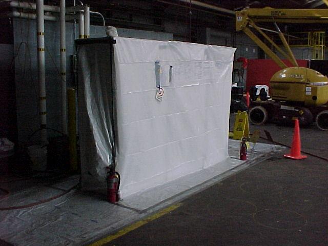 Asbestos Decontamination Unit Flickr Photo Sharing