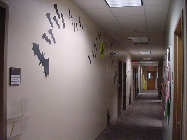 halloween office decorations halloween 2007 deck t