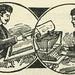 Old Typewriters by ArtByChrysti