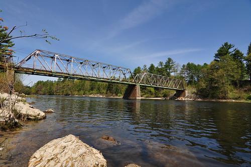 bridge water river nikon steel newhampshire tokina concord 1224mm merrimackriver d90 sewallsfalls