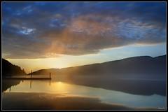This morning' sunrise