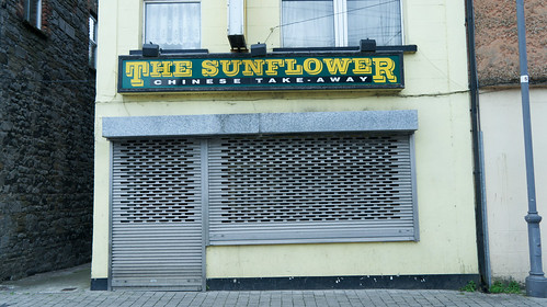 Limerick City - The Sunflower Chinese Restaurant by infomatique