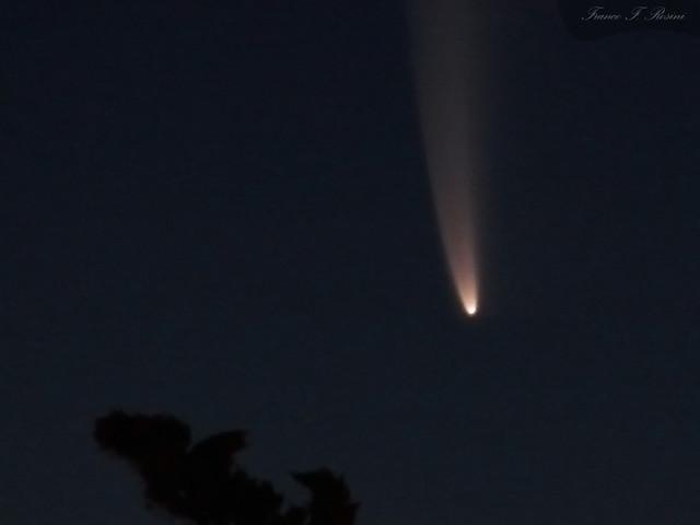 Cometa McNaught 2007