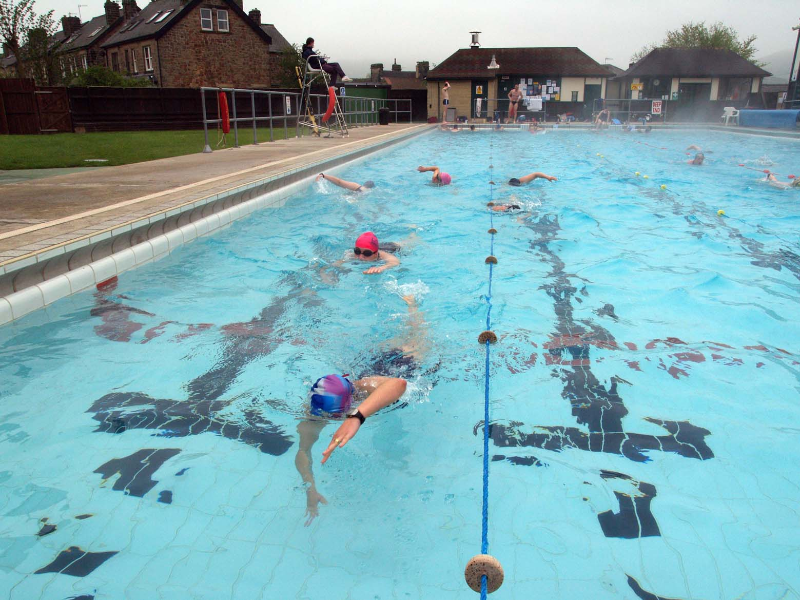 Hathersage open air heated swimming pool triathlon train - An open air swimming pool crossword clue ...