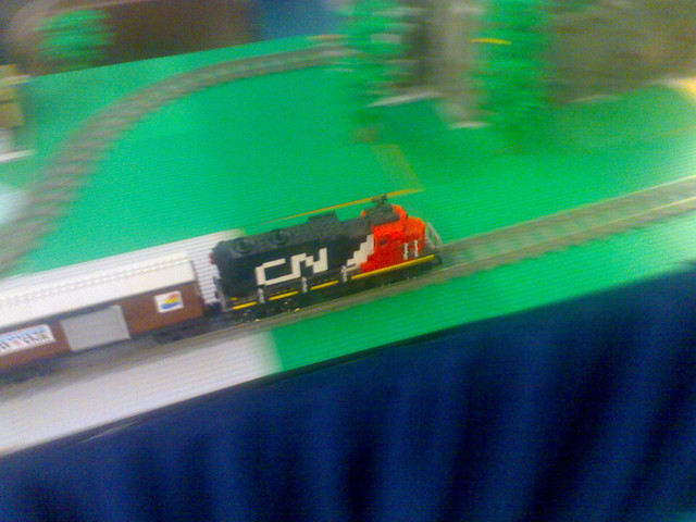 Cn model train locomotives