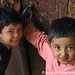 Uighur Kids in Old Kashgar, China
