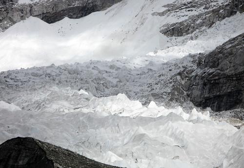nepal camp trekking geotagged everest base 20071005