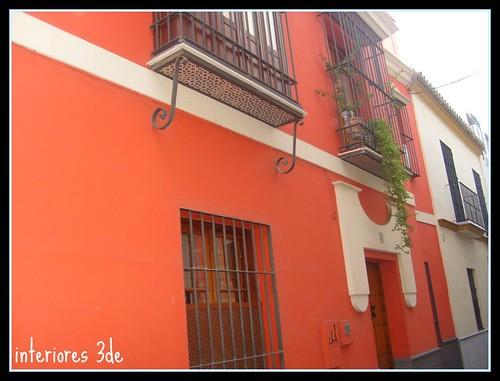 Fachada vi interiores3de for Colores beige para paredes exteriores